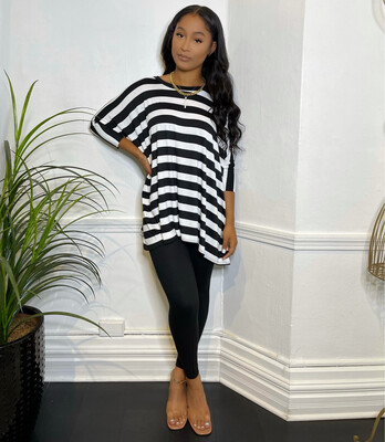 Just Relax Oversized Top