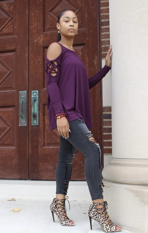 Why The Cold Shoulder Top