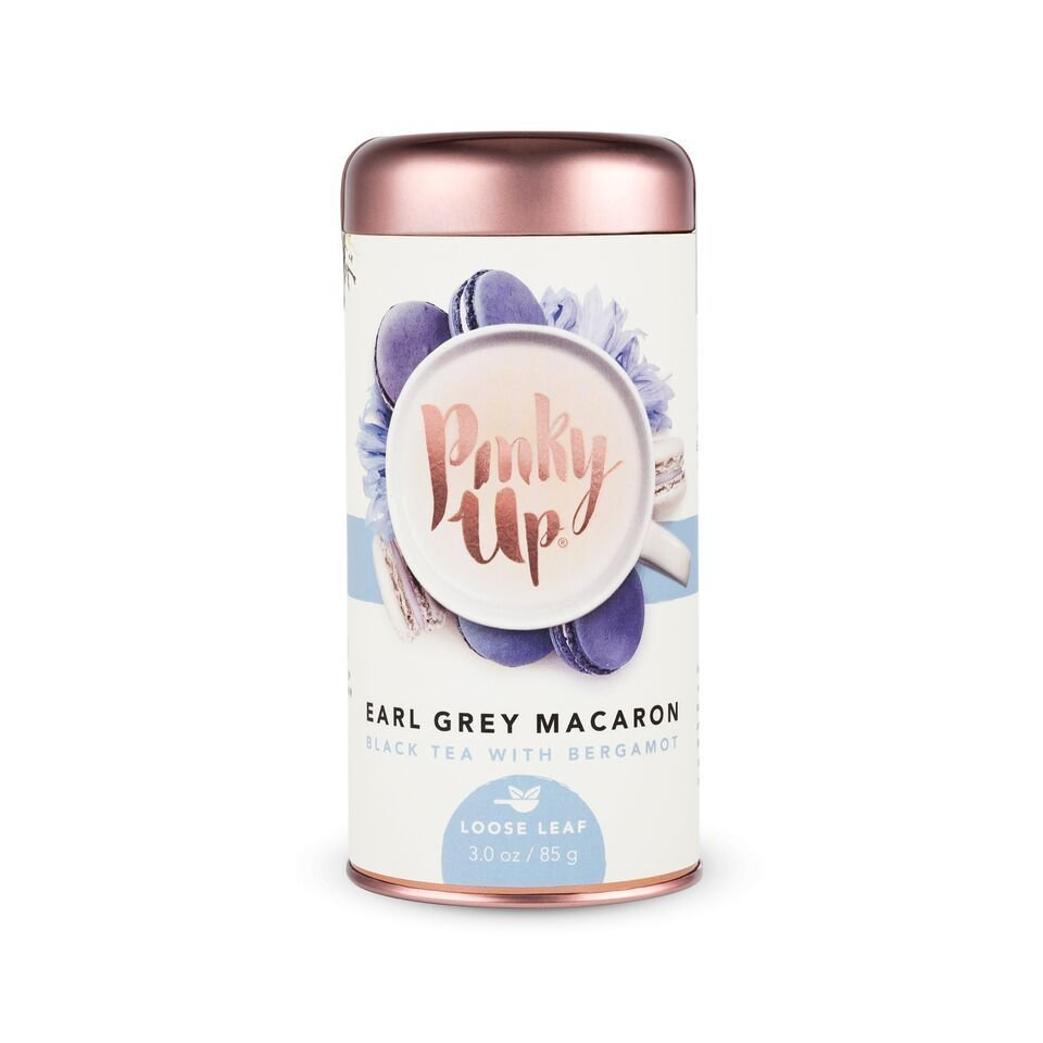 Pinky Up Earl Grey Macaron Loose Leaf Tea