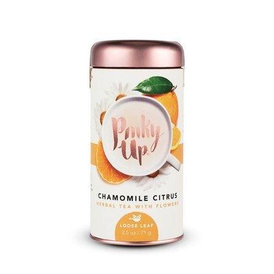 Pinky Up Chamomile Citrus Loose Leaf Tea