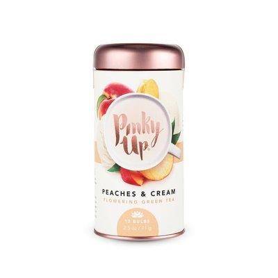 Pinky Up Peaches & Cream Flowering Green Tea Bulbs