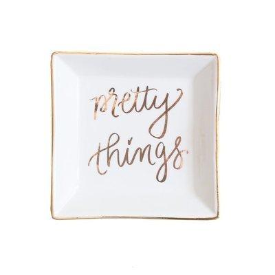 Pretty Things Jewelry Dish