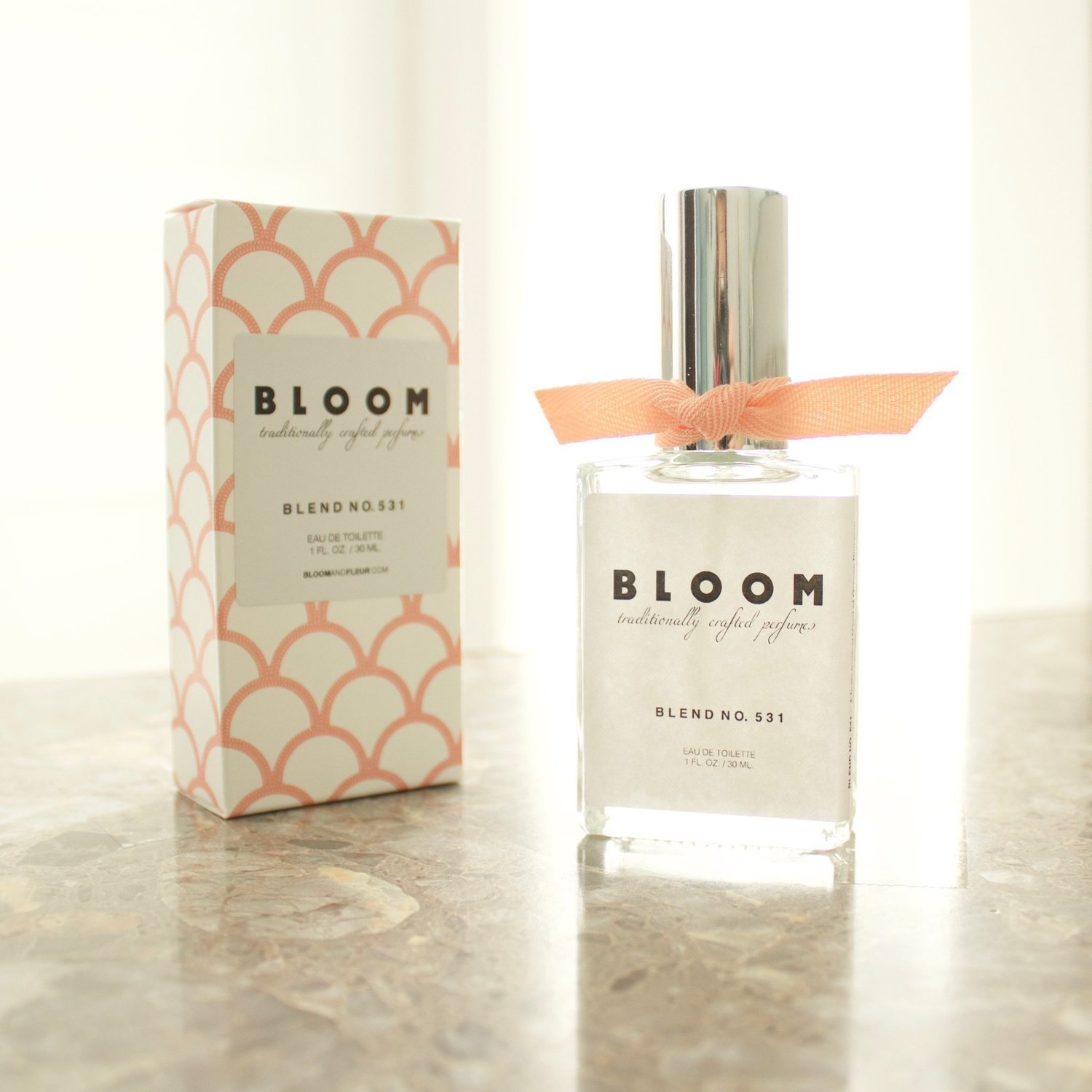 Bloom Perfume - Blend no. 531