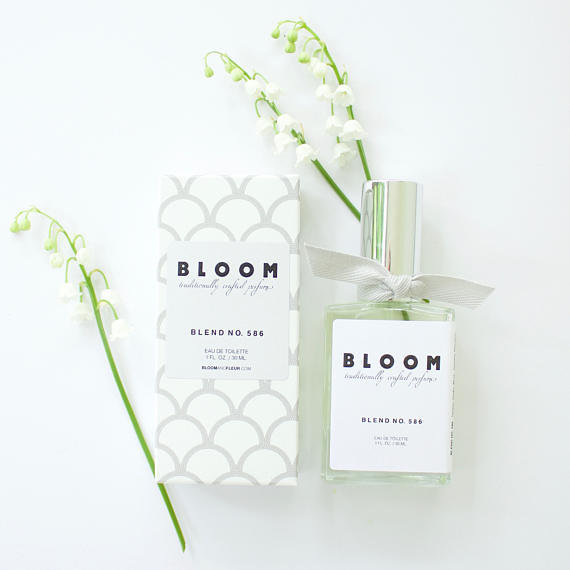 Bloom Perfume - Blend no. 586