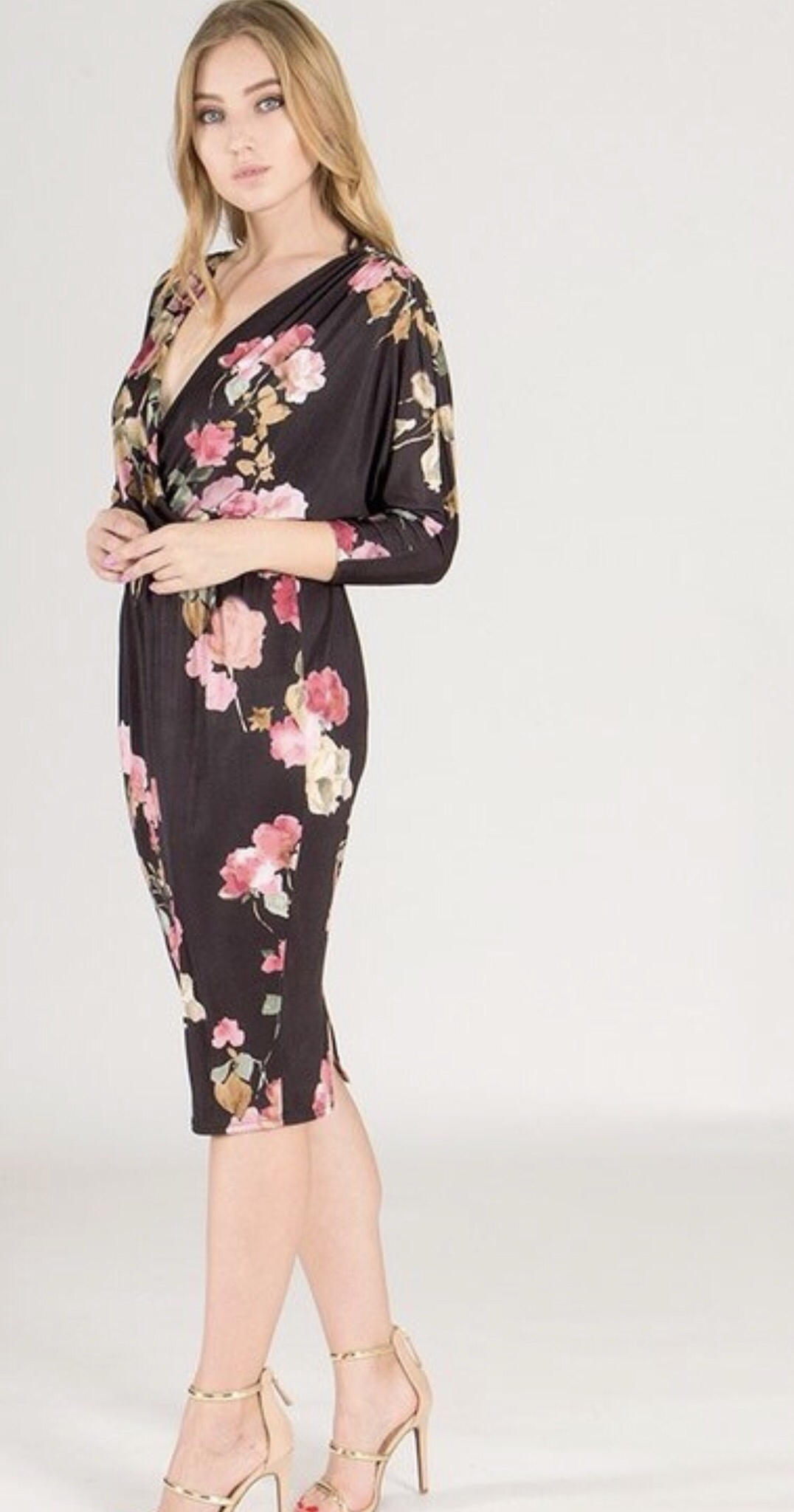 Bloomi Dress-Side