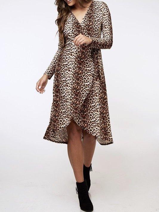 Nalah Wrap Dress