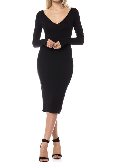 LaDonna Midi Dress