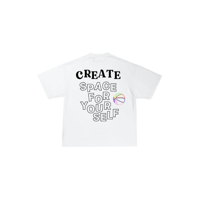 """""""Create Space"""" Tee"""