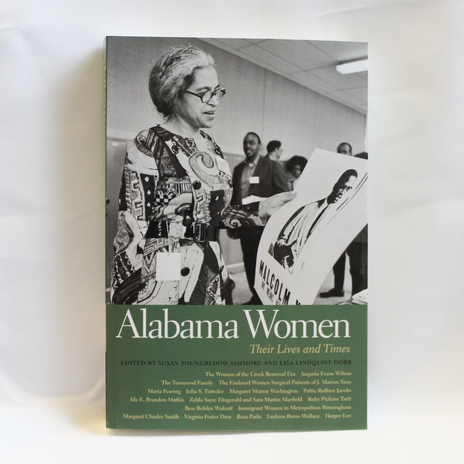 """Alabama Women: Their Lives and Times"""