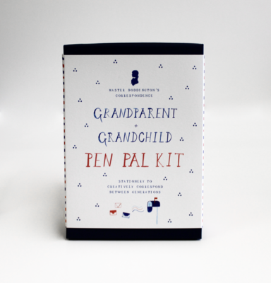Grandparent - Grandchild Pen Pal Kit