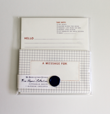 Letterhead Sheets - Fine Papers Collection