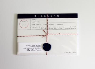 Telegram Postcards