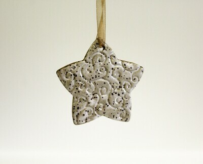 Lindsey Kelly Star Ornament