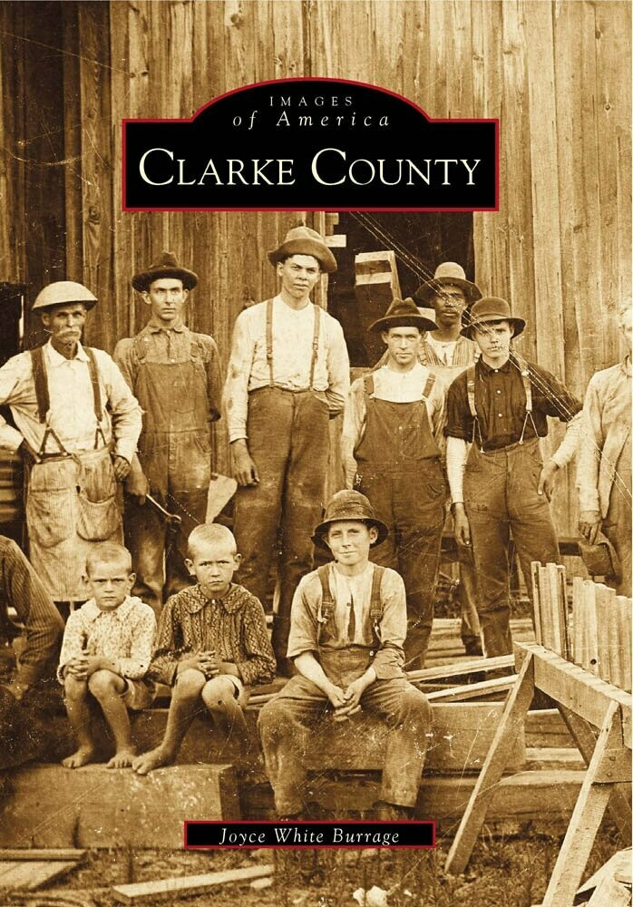 Images of America: Clarke County