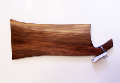 Distinct Woodworks Oblong Charcuterie Board