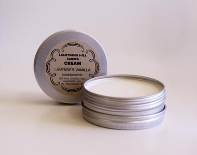 Lightning Hill Moisturizing Cream