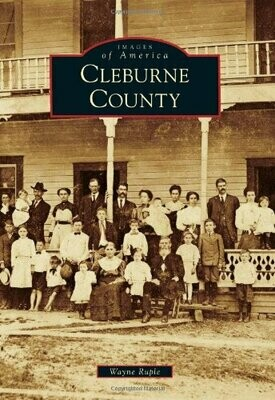 Images of America: Cleburne County