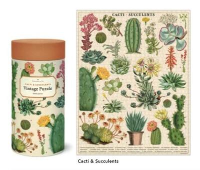 Cavallini & Co Vintage Puzzles