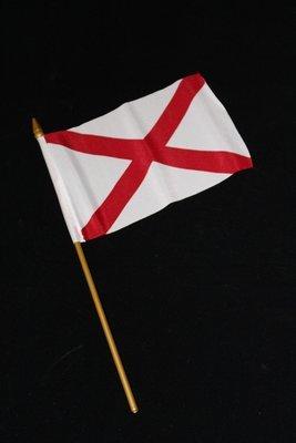 Miniature Alabama Flags