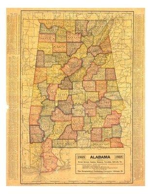 1905 Alabama