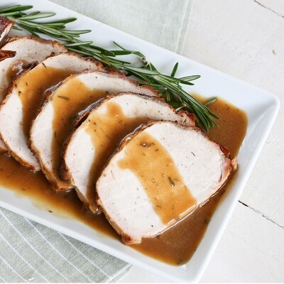 Roasted Loin of Pork