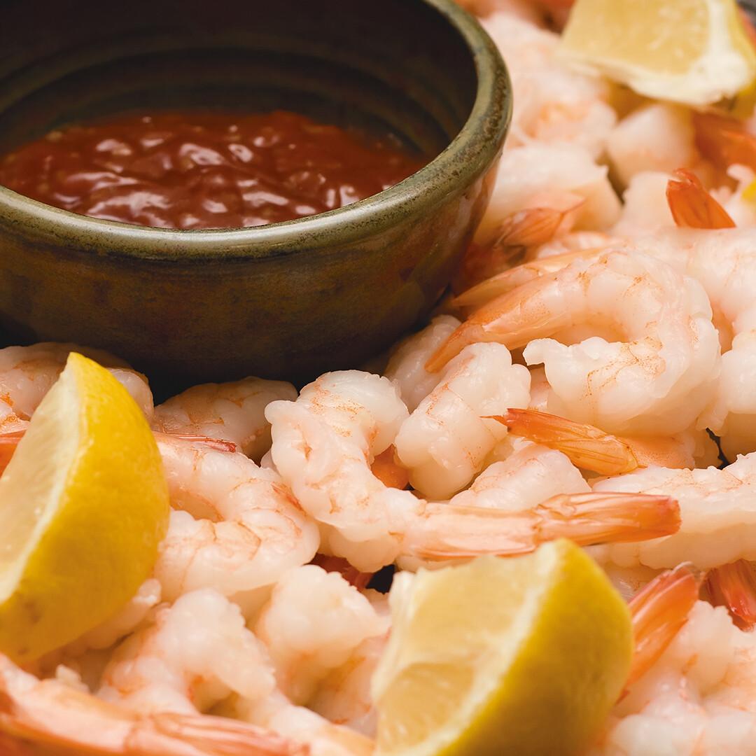 Adams Large Shrimp Platter