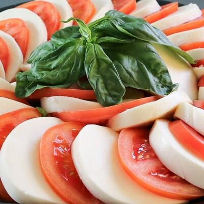 Adams Fresh Mozzarella Platter