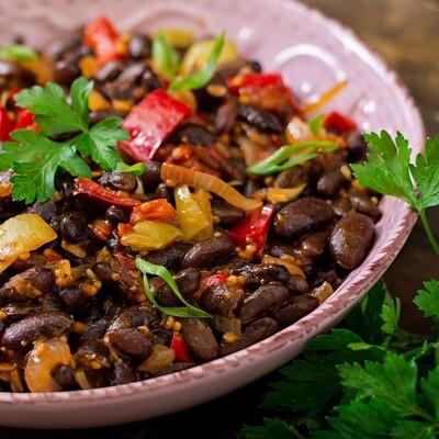 Black Bean Salad (per lb)