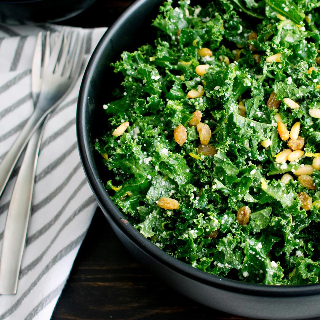 Adams Own Fresh Kale Salad (per lb)