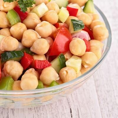 Chickpea Salad (per lb)