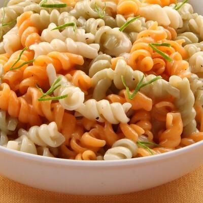 Rainbow Pasta Salad (per lb)