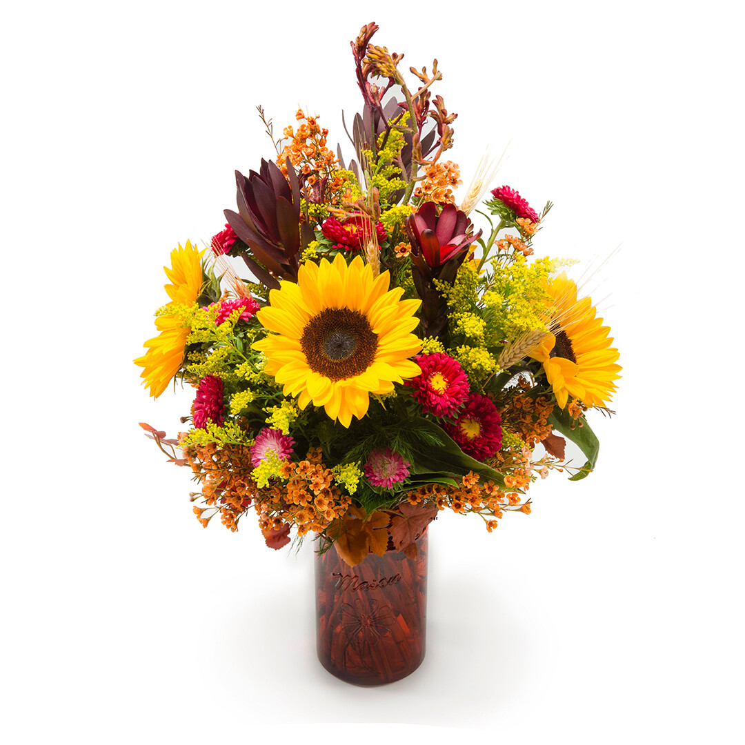 Autumn in the Country Bouquet