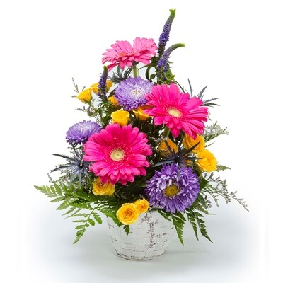 Brightness & Brilliance Bouquet