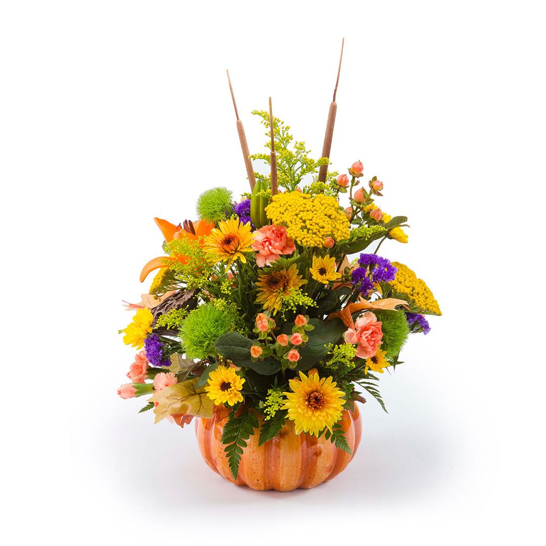 Pumpkin Patch Bouquet