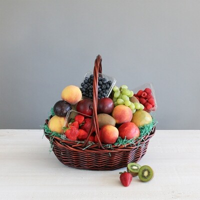 It's In Season Fruit Basket