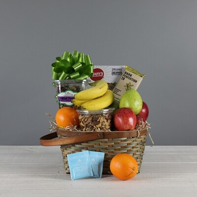 To Your Health Organic Basket