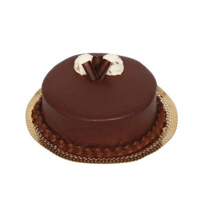 Chocolate Cannoli Cake