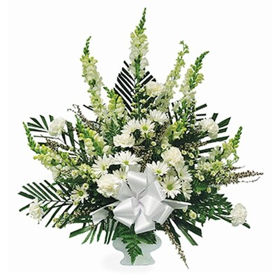 Peace and Tranquility Sympathy Bouquet