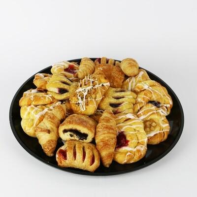 Mini Breakfast Pastry Tray