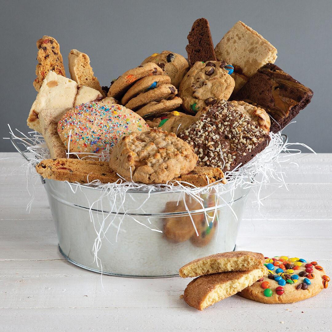 Cookie & Brownie Bucket