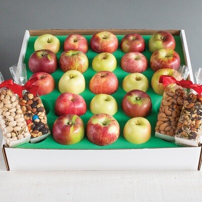 Apples & Snacks