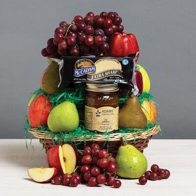 It's In Season Fruit Basket