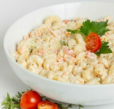 Adams Own Macaroni Salad (per lb)