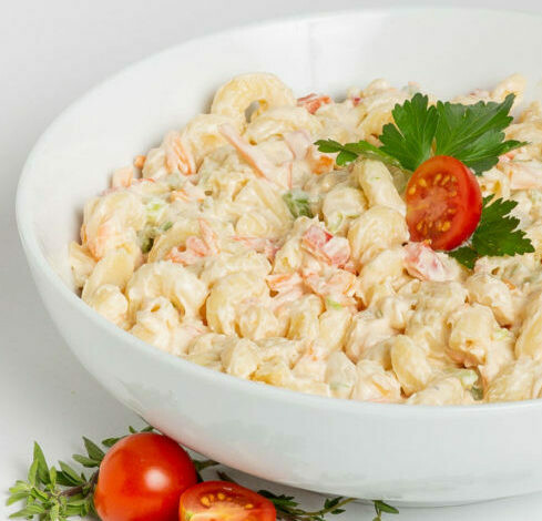 Adams Own Macaroni Salad (per lb)