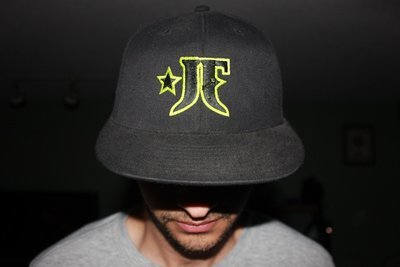 Jf (Snapback Black)