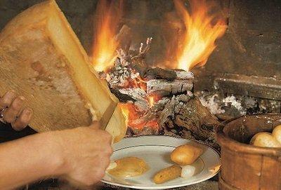 Raclette à Discretion pro Person