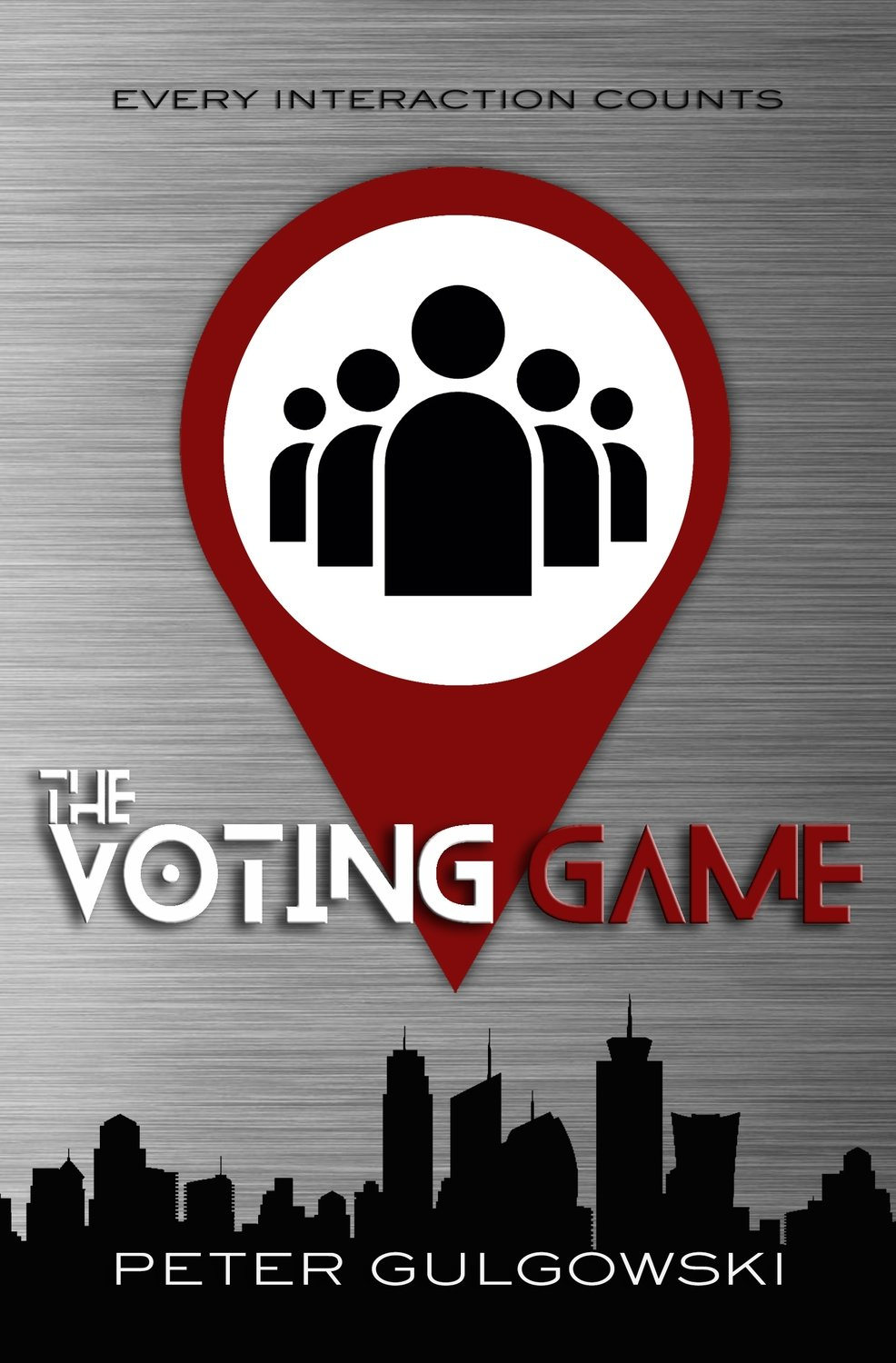 The Voting Game (2018) SIGNED