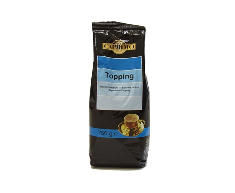 Cappuccino Topping Premium (10 X 750g)