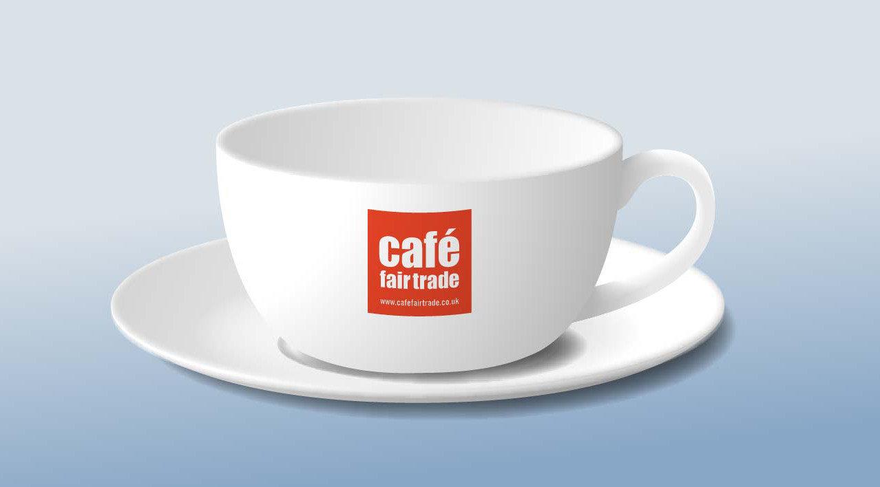 Porcelite 9oz Cappuccino Cup & Saucer (case size 12 x 1 ) £4.50 each