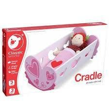CRADLE- CULLA IN LEGNO Classic World